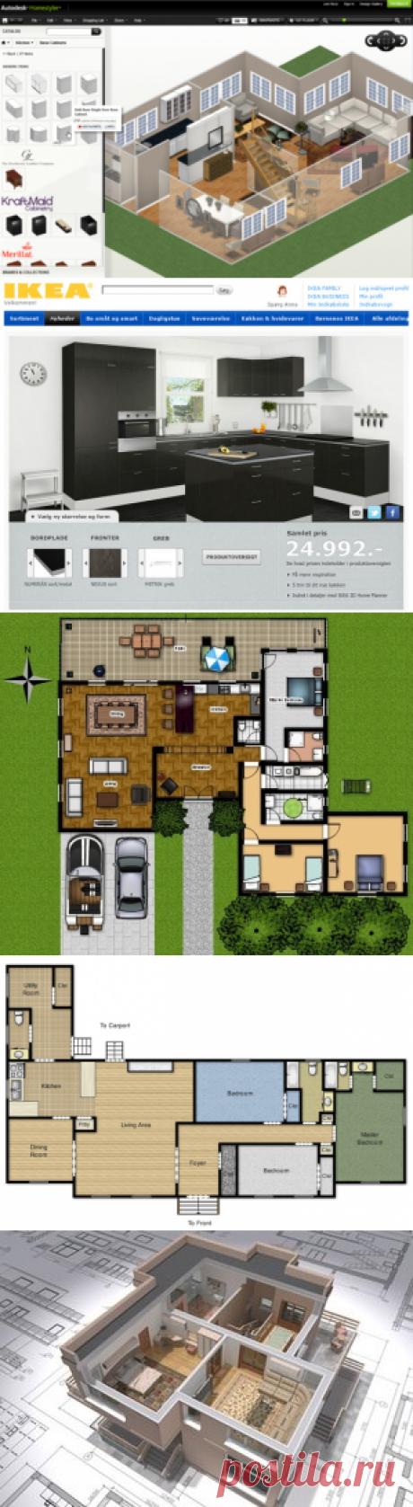 8 бесплатных приложений для ремонта | Свежие идеи дизайна интерьеров, декора, архитектуры на InMyRoom.ru