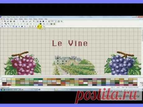 Pattern Maker v4 Pro - надпись для макетного робина  ч.2
