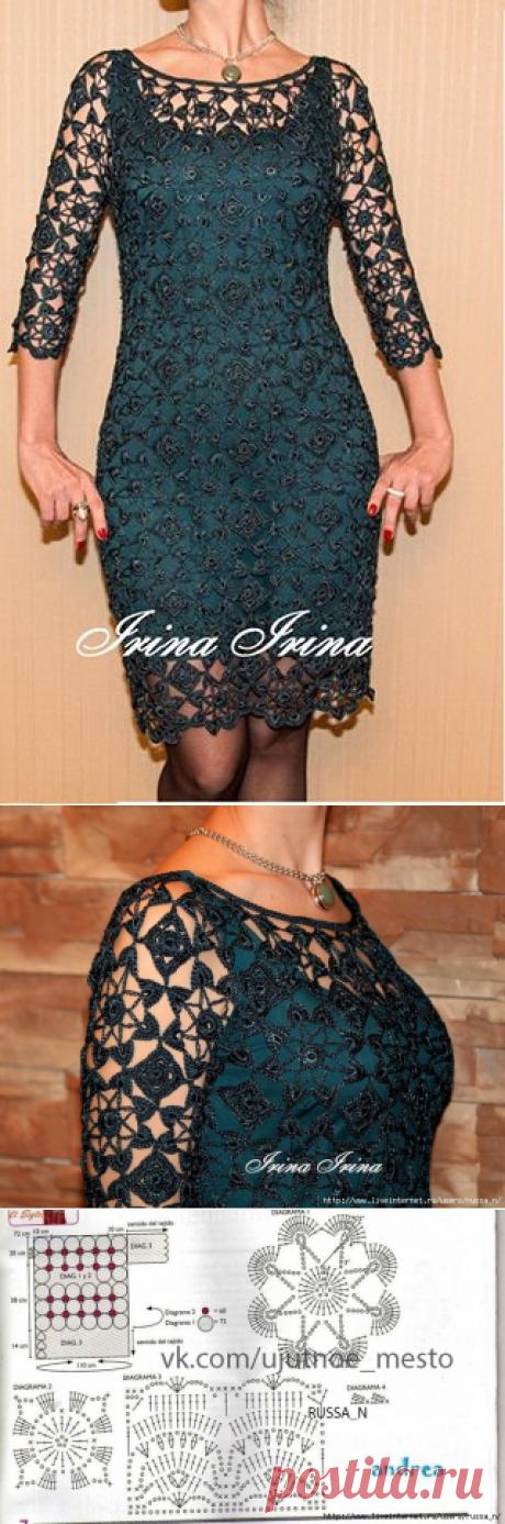 El vestido por el gancho