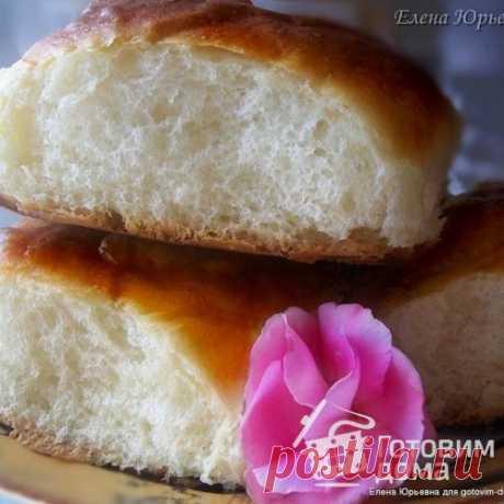 Сдобные булочки (по 9 копеек) ГОСТ - пошаговый рецепт с фото на Готовим дома
