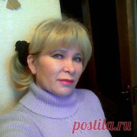 Наталья Царькова