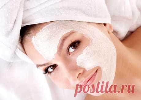 Полезные средства и рецепты для омоложения кожи лица