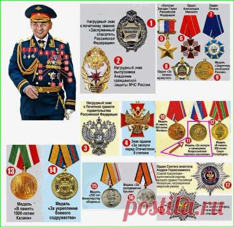 (+5) Про ордена и героев Великой Отечественной и нынешних