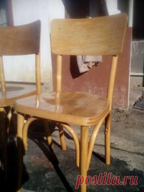Реставрация венских стульев. — Сообщество «Сделай Сам» на DRIVE2
