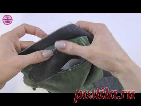 Шью и показываю прорезной карман в рамку. Классическая технология.