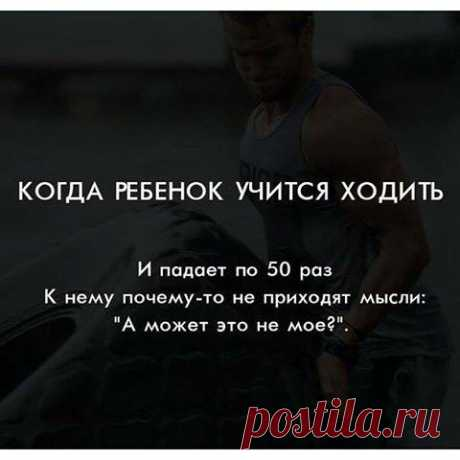 Минутка мотивации...