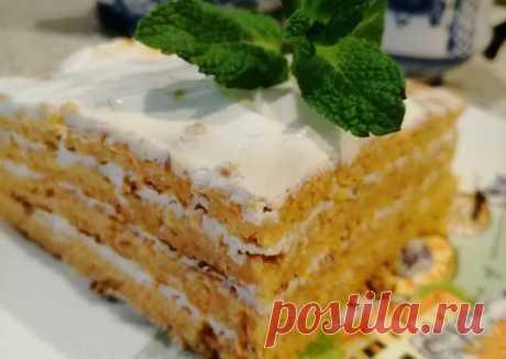 ПП Морковный торт с лимонным кремом - пошаговый рецепт с фото. Автор рецепта Matreshki_na_pp . - Cookpad