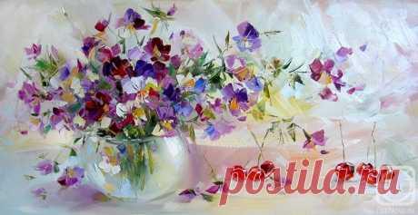картины маслом цветы: 24 тыс изображений найдено в Яндекс.Картинках