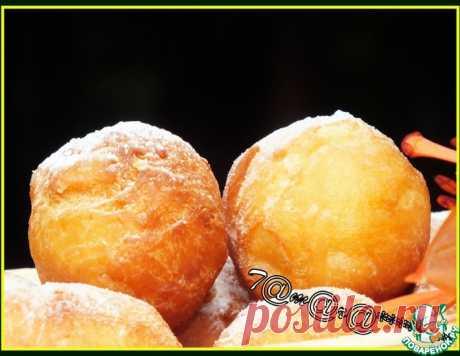 Самые вкусные пончики – кулинарный рецепт
