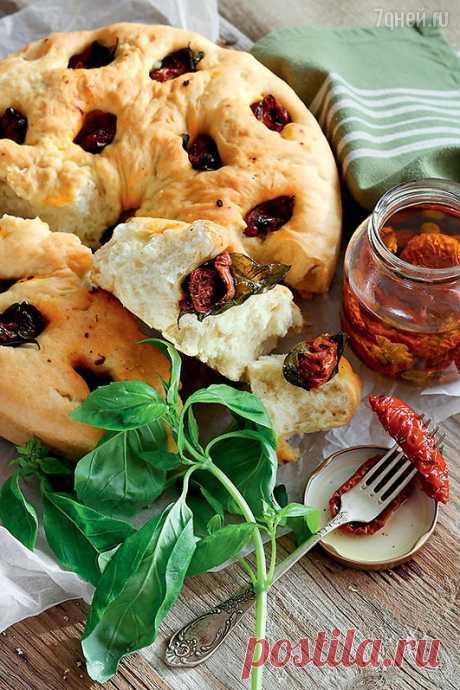 СМОТРИТЕ: Домашний хлеб по рецепту Юлии Высоцкой