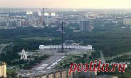 Сегодня 09 мая в 1995 году В Москве состоялось торжественное открытие мемориального комплекса Победы на Поклонной горе