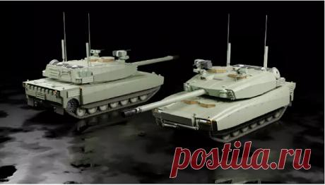 Секретные танки США больше не секрет. Чем заменят легендарный M1 Abrams - Hi-Tech Mail.ru