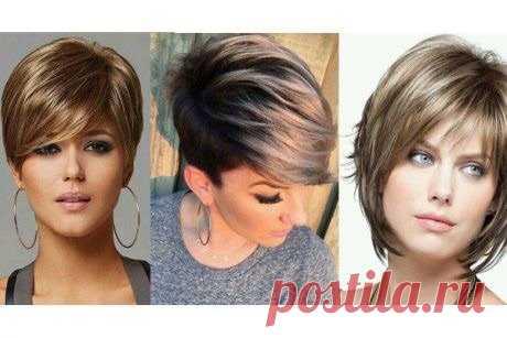 15 шикарных причёсок на короткие волосы Причёска — важная часть образа каждой девушки. А в летнее время выбор становится ещё больше, ведь не надо думать о «совмещении» причёски и зимней шапки. Идеальной длиной волос...