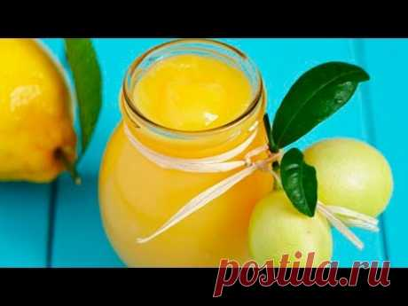 Как сделать Лимонный крем (Лимонный курд) для торта по пошаговому рецепту с фото