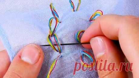 7 простых и милых идей для вышивки, которые помогут обновить и украсить гардероб - медиаплатформа МирТесен Если ваши навыки шитья и вышивания остались на уровне школьных уроков рукоделия, то вам вряд ли придет в голову использовать их для того, чтобы украсить поднадоевшую одежду, ушить штаны или замаскировать дырочку на любимой кофте. Ведь наверняка получится черт-те что! Но не стоит отчаиваться - ведь...