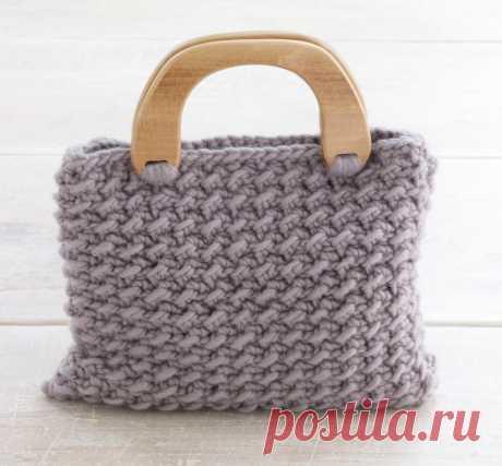 Crochet Handbag Pattern