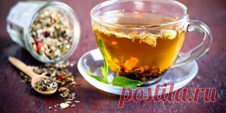 Этот вкуснейший чай борется с задержкой жидкости, диабетом, лишним весом и уровнем холестерина! - Советы для женщин