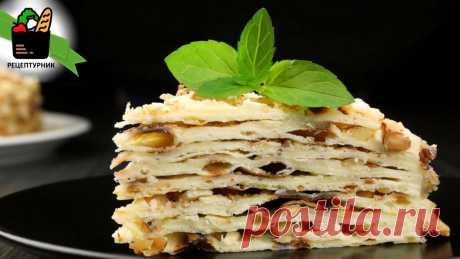 Один из моих любимых тортов: получается мягкий, сладкий, но не приторный | Рецептурник | Яндекс Дзен