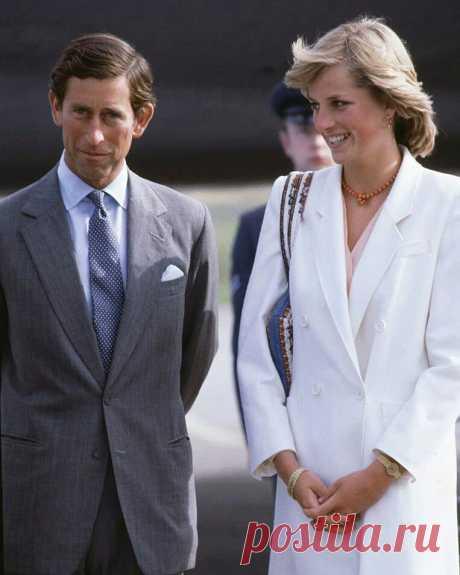 Питание Принцессы Дианы и Принца Чарльза: откровения личного повара