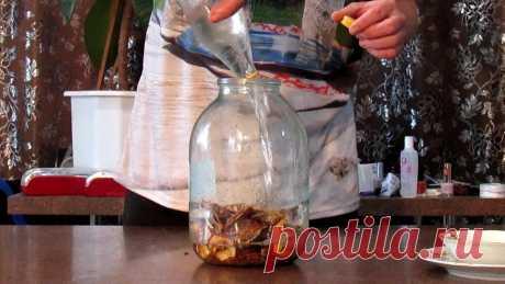 Рецепт настойки на сушенной груше. | Самогон Саныч | Яндекс Дзен