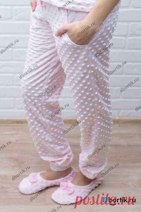 Подробный мастер-класс по пошиву женской пижамы. Размеры российские с 40 по 50, рост 168-170