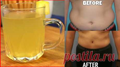 Потеряйте 5 кг за 5 дней, гарантированно с этими жиросжигающими напитками - Полезные советы красоты