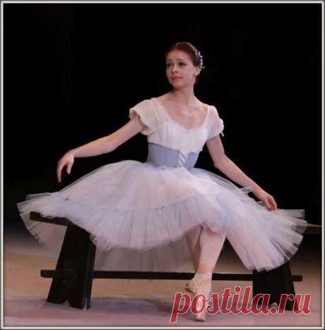 "Танцует прима-балерина БТ Екатерина Крысанова:""Cinque""..."