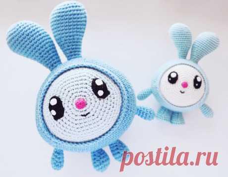 PDF Крошик. FREE amigurumi crochet pattern. Бесплатный мастер-класс, схема и описание для вязания амигуруми крючком. Вяжем игрушки своими руками! Крош, смешарики, малышарики, зайка,  заяц, зайчик, rabbit, hare, bunny, hase, lebre, lapin. #амигуруми #amigurumi #amigurumidoll #amigurumipattern #freepattern #freecrochetpatterns #crochetpattern #crochetdoll #crochettutorial #patternsforcrochet #вязание #вязаниекрючком #handmadedoll #рукоделие #ручнаяработа #pattern #tutorial #häkeln #amigurumis