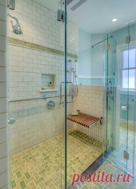 Ванна или душевая кабина: все за и против — Roomble.com