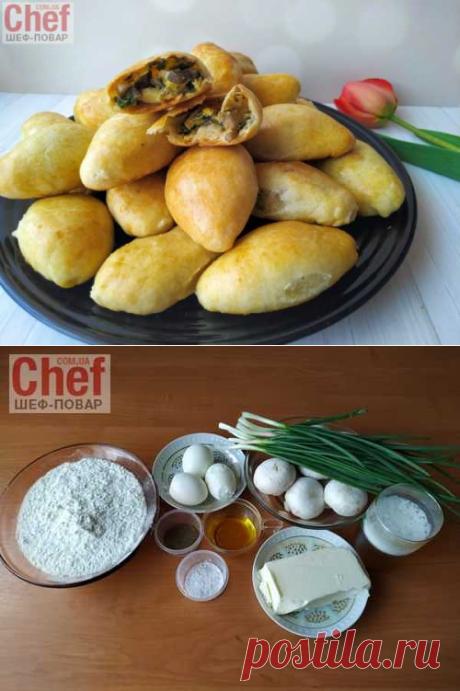 Приготовьте так пирожки с любой начинкой   Вкусные кулинарные рецепты