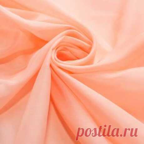 Шелковая вуаль - купить ткань онлайн через интернет-магазин ВСЕ ТКАНИ