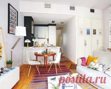 Как сделать отличный ремонт в малогабаритной квартире