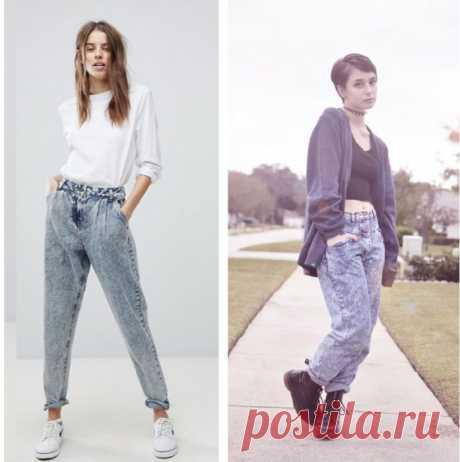 Какие джинсы втренде весной-летом 2019 исчем ихносить: 20стильных образов – 💃Женские секреты