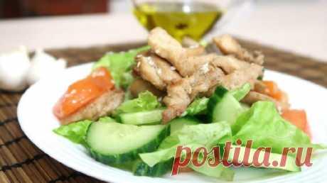 9 диетических салатов, которые можно есть на ужин