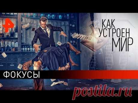 """Фокусы. «Как устроен мир"""" с Тимофеем Баженовым (30.04.20)."""