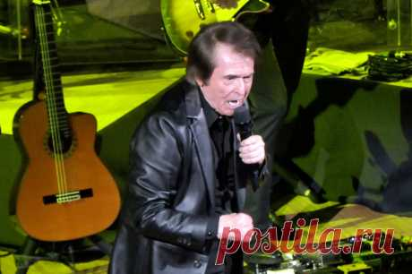 Концерт певца Рафаэля в Москве - 10 апреля 2019 года - P1098008 | Sovetika.ru - фото-блог