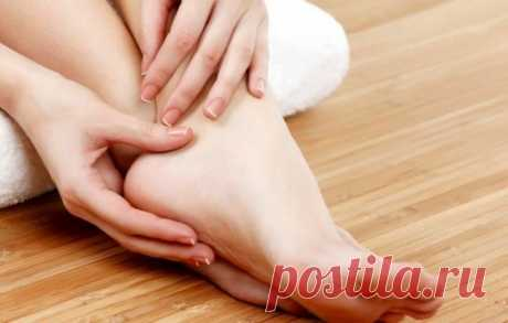 Хозяйственное мыло поможет сделать пятки мягкими и гладкими