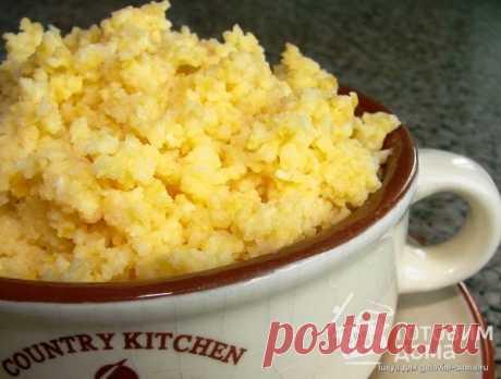 Каша рассыпчатая пшеничная и не только - пошаговый рецепт с фото на Готовим дома