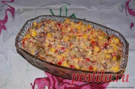 Cook Good - лучшие рецепты: Салат ″Екатерина″