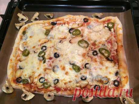 Тесто для пиццы | Andy Chef (Энди Шеф) — блог о еде и путешествиях, пошаговые рецепты, интернет-магазин для кондитеров |