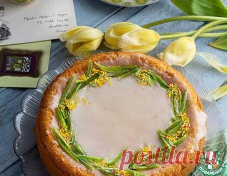 Бисквитный лимонник – кулинарный рецепт