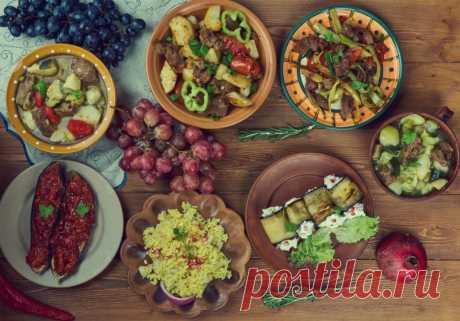 Рецепты вкусных армянских блюд