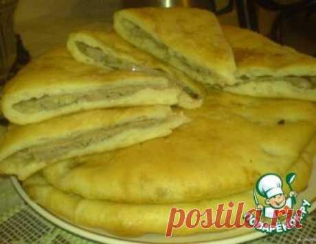 Осетинские пироги – кулинарный рецепт