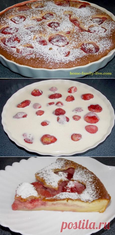 Клафути/Сайт с пошаговыми рецептами с фото для тех кто любит готовить