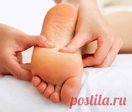 Как делать массаж стоп для улучшения здоровья? / Будьте здоровы