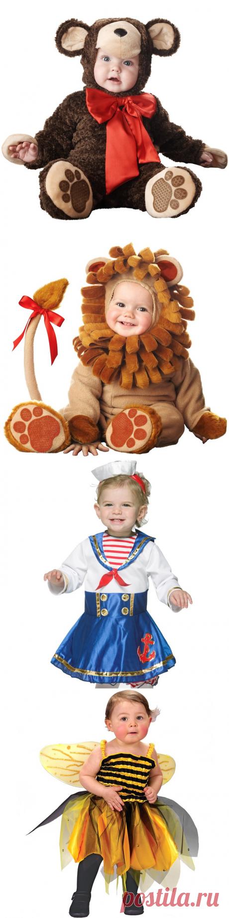 Малыши в карнавальных костюмах + выкройки.