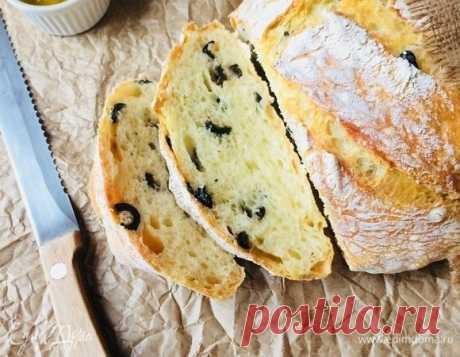 Домашний хлеб с розмарином и оливками рецепт 👌 с фото пошаговый   Едим Дома кулинарные рецепты от Юлии Высоцкой