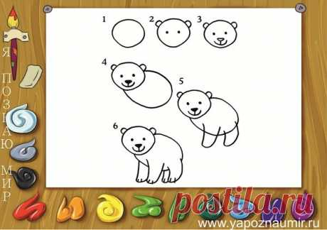 Уроки рисования с детьми