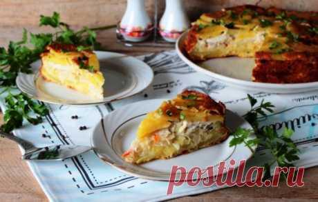 Заливные пироги в мультиварке – удачный выбор! Рецепты разных заливных пирогов в мультиварке на каждый день - Автор Екатерина Данилова - Журнал Женское мнение