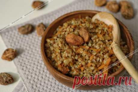 Вкусная гречка пошаговый рецепт с фото